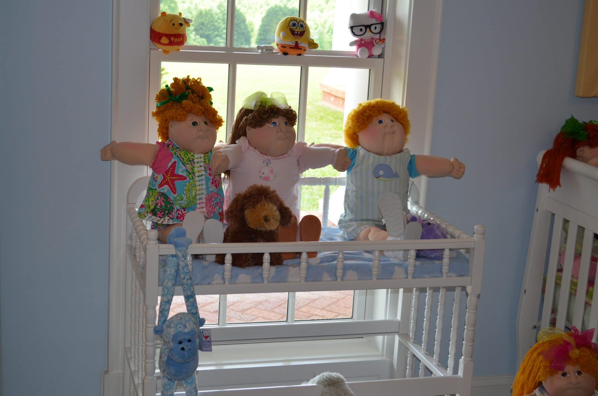 Cabbage Patch Kids Tea Party